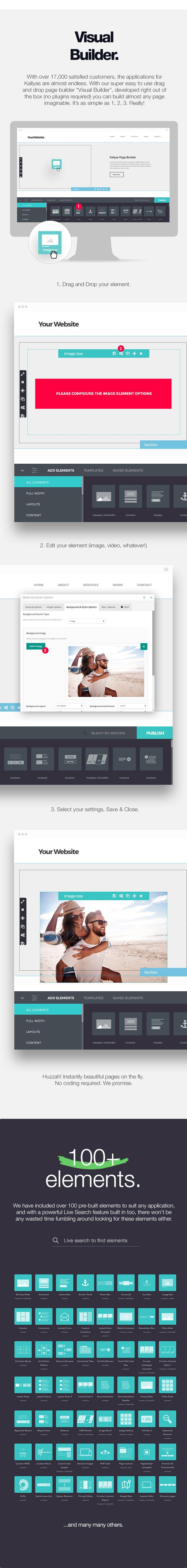 kallyas5 - KALLYAS - Creative eCommerce Multi-Purpose WordPress Theme