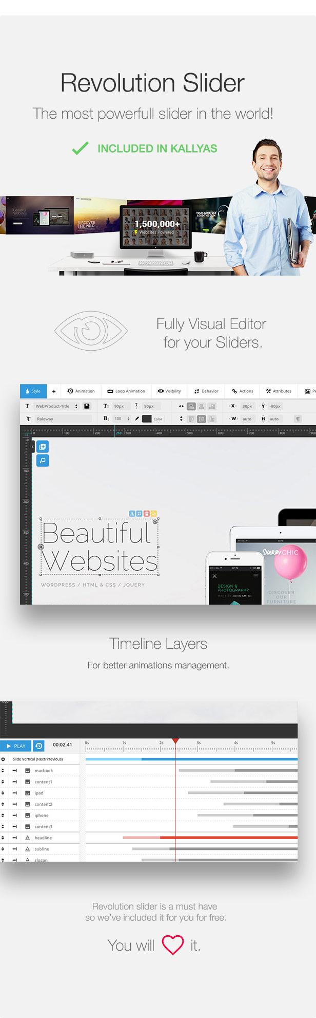 kallyas6 - KALLYAS - Creative eCommerce Multi-Purpose WordPress Theme