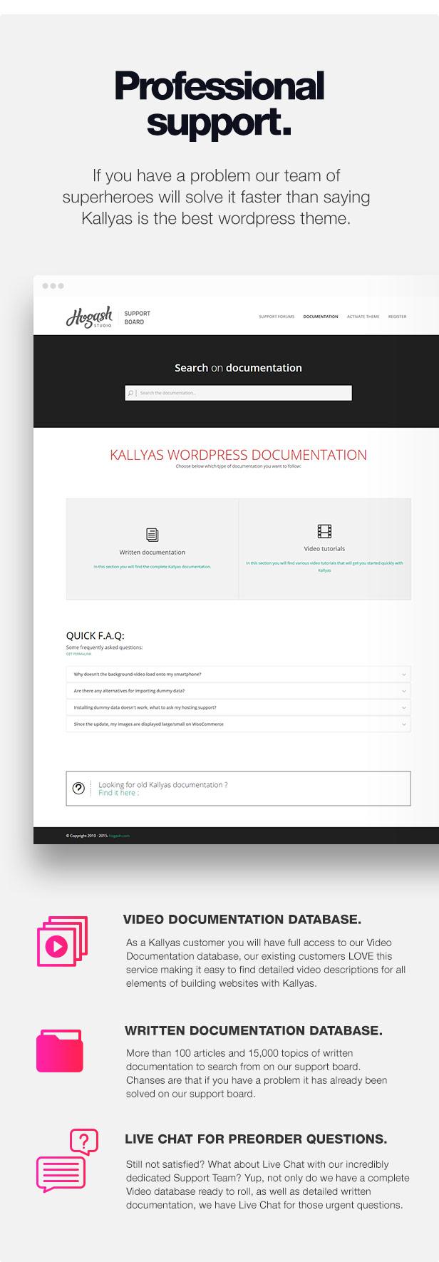 kallyas7 - KALLYAS - Creative eCommerce Multi-Purpose WordPress Theme