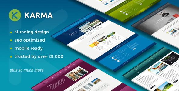 karma - Karma - Responsive WordPress Theme