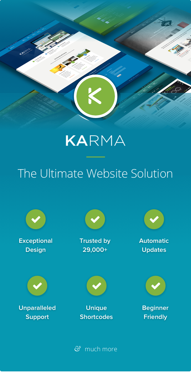 karma2 - Karma - Responsive WordPress Theme