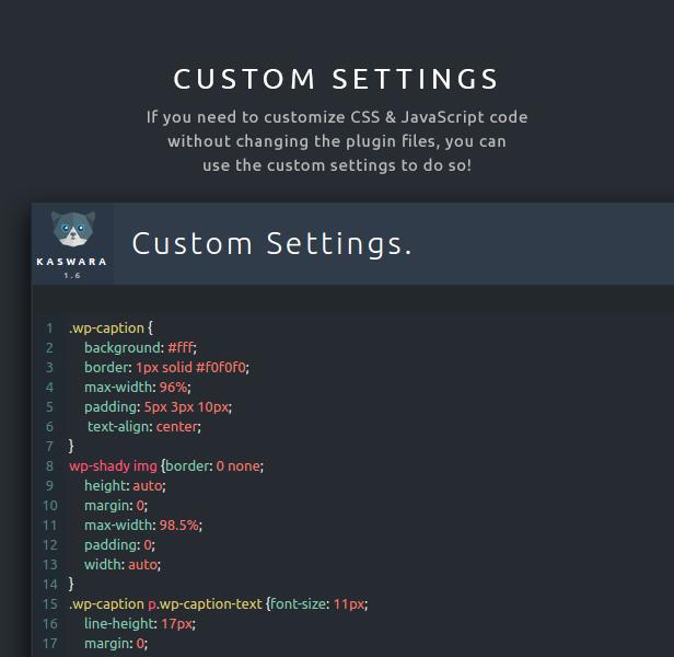 kaswara9 - Modern WPBakery Page Builder Addons (formerly Visual Composer) - Kaswara