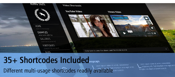 kingsize11 - KingSize Fullscreen Photography Theme