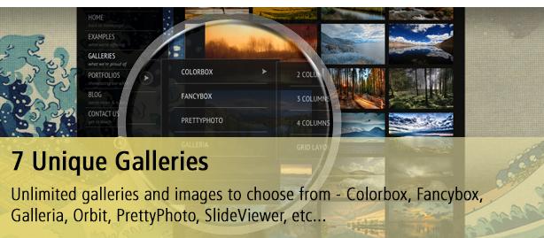 kingsize5 - KingSize Fullscreen Photography Theme