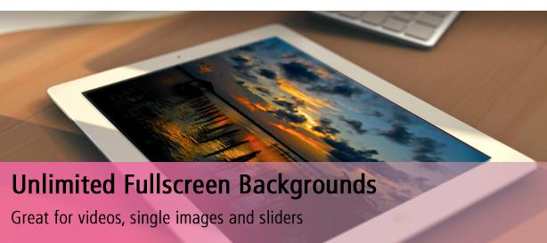 kingsize6 - KingSize Fullscreen Photography Theme