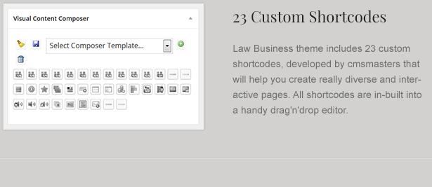 lawbusiness4 - LawBusiness - Attorney & Lawyer WordPress Theme