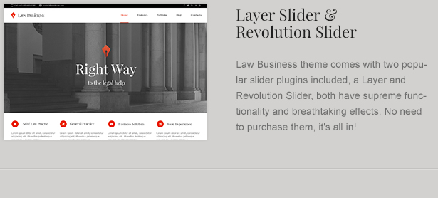 lawbusiness7 - LawBusiness - Attorney & Lawyer WordPress Theme
