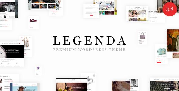 legenda - Legenda - Responsive Multi-Purpose WordPress Theme