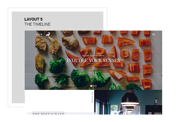 lily6 - Lily | One Page Restaurant WordPress Theme