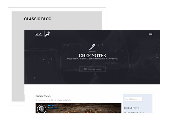 lily7 - Lily | One Page Restaurant WordPress Theme