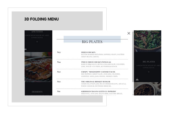 lily9 - Lily | One Page Restaurant WordPress Theme