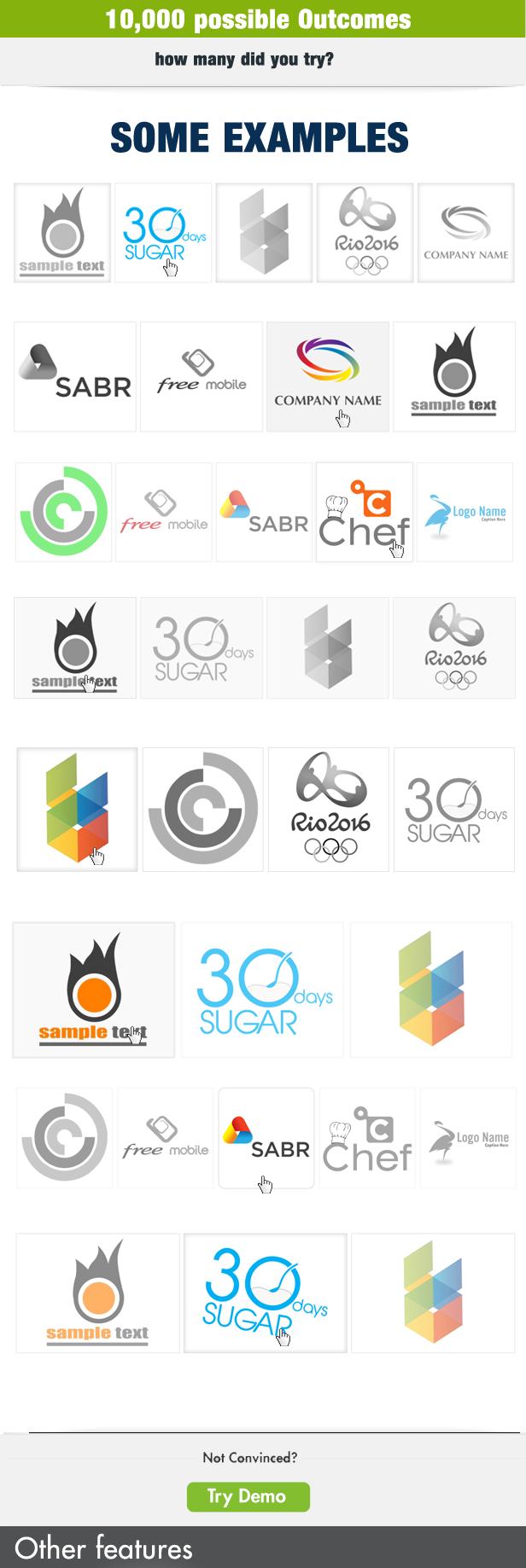 logos5 - Logos Showcase for Visual Composer WordPress