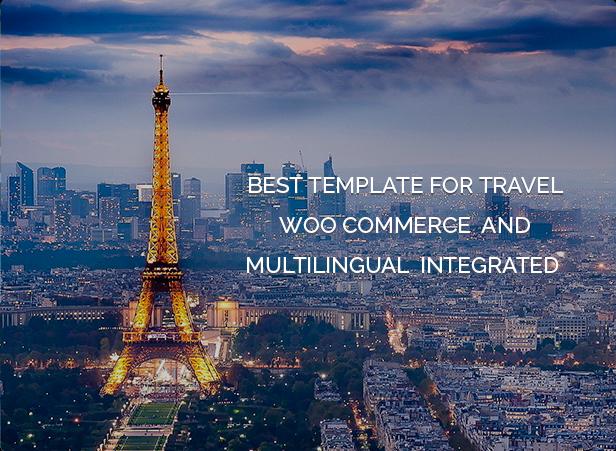 love2 - Love Travel - Creative Travel Agency WordPress
