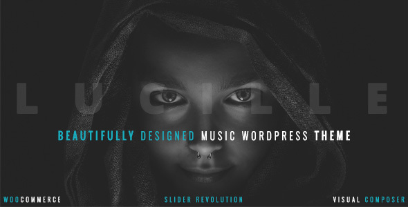 lucille - Lucille - Music WordPress Theme