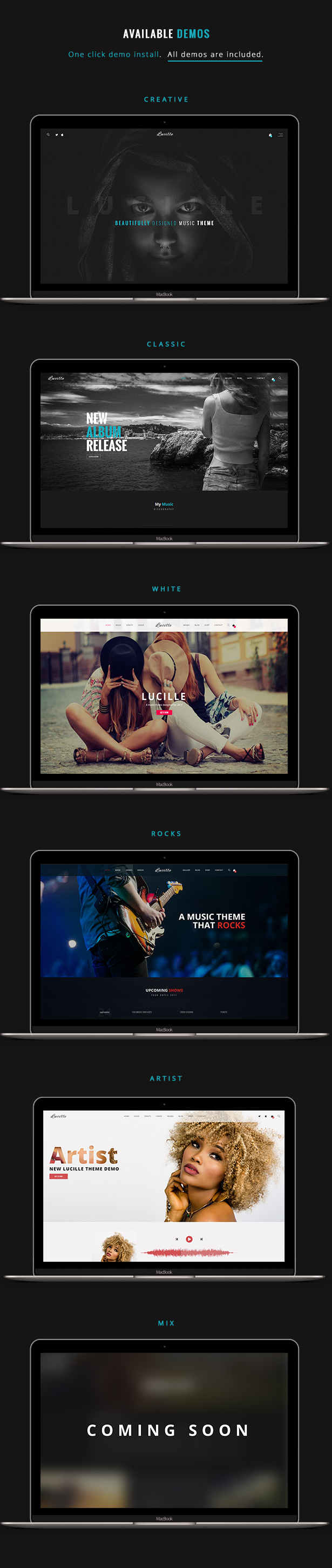 lucille3 - Lucille - Music WordPress Theme