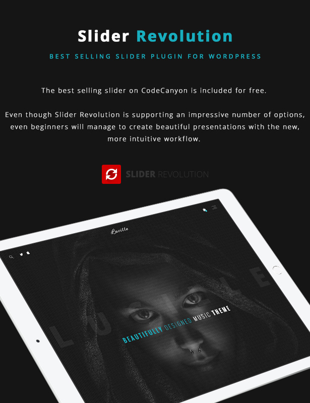 lucille8 - Lucille - Music WordPress Theme