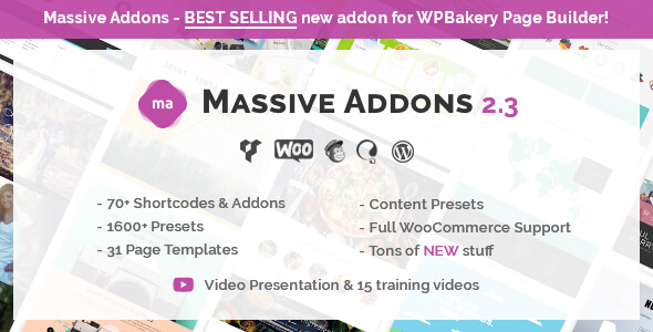 massive - Massive Addons for WPBakery Page Builder