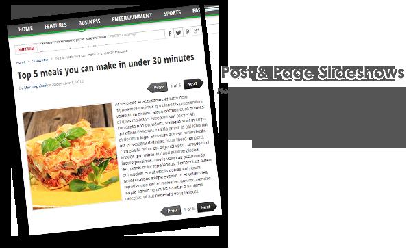 max3 - Max Mag - Responsive Wordpress Magazine Theme
