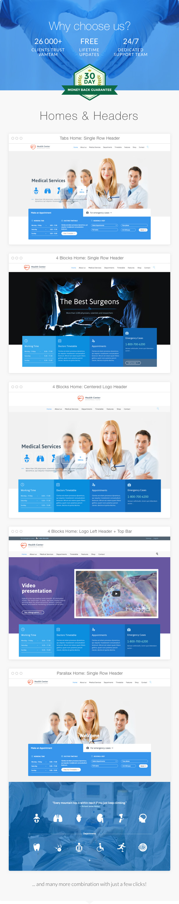 medical2 - Medical & Dentist - Medical WordPress