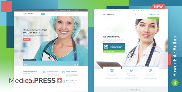medicalpress - MedicalPress - Health and Medical WordPress Theme