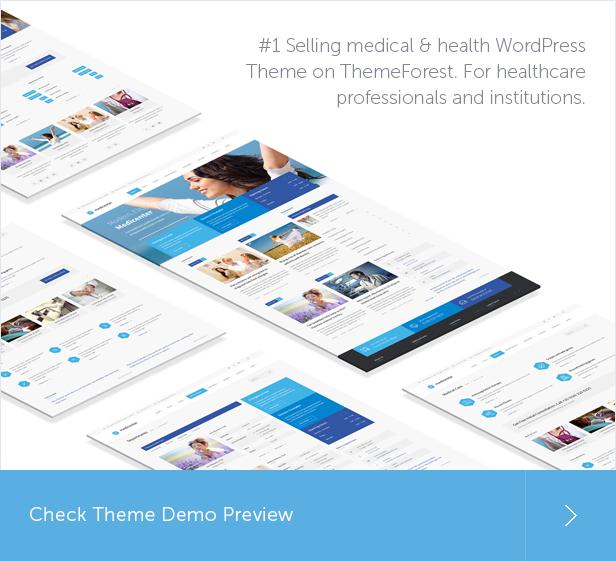 medicenter2 - MediCenter - Health Medical Clinic WordPress Theme