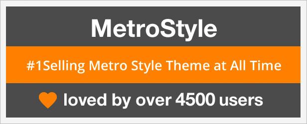 metrostyle - MetroStyle Responsive All Purpose WordPress Theme