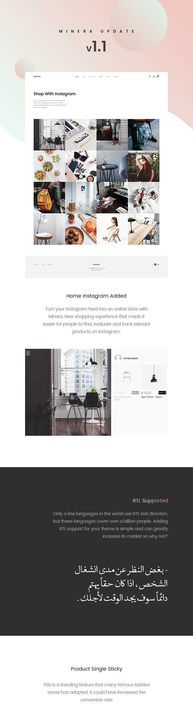 minera2 - Minera - Minimalist WooCommerce WordPress Theme