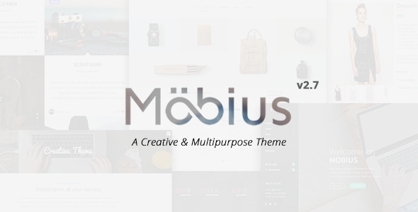 mobius - Mobius - Responsive Multi-Purpose WordPress Theme