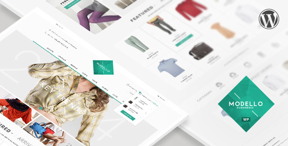modello - Modello- Responsive eCommerce WordPress Theme