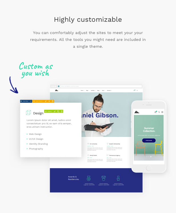 moody6 - Moody - A Modern & Flexible Multipurpose WordPress Theme