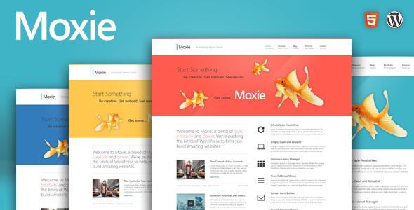 moxie - Moxie - Responsive Theme for WordPress