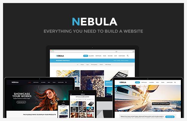 nebula4 - Nebula Responsive Multi-Purpose Theme