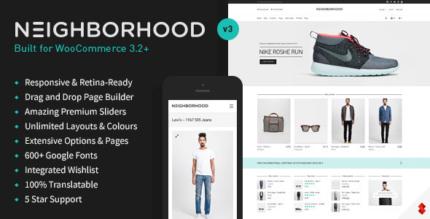 neighborhood 430x219 - Neighborhood - Responsive Multi-Purpose Shop Theme