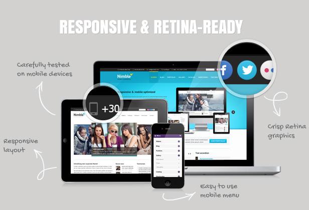 nimble2 - Nimble — Multipurpose Retina Ready WordPress Theme