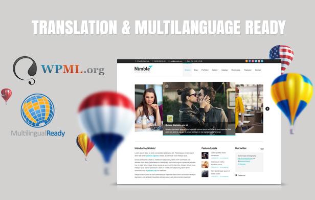 nimble6 - Nimble — Multipurpose Retina Ready WordPress Theme