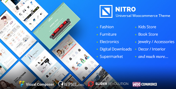 nitro - Nitro - Universal WooCommerce Theme from ecommerce experts