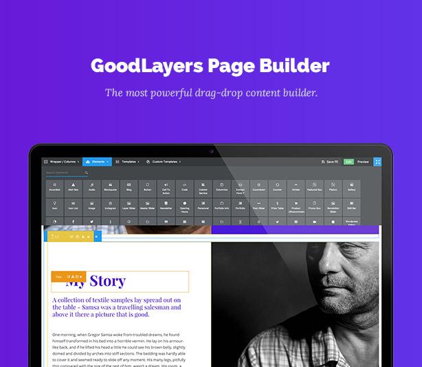 one3 - One Page Pro - Multi Purpose OnePage WordPress Theme