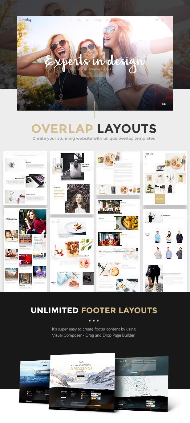 overlap high performance3 - Overlap - High Performance WordPress Theme