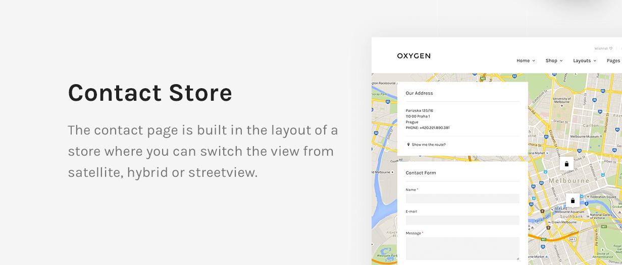 oxygen7 - Oxygen - WooCommerce WordPress Theme
