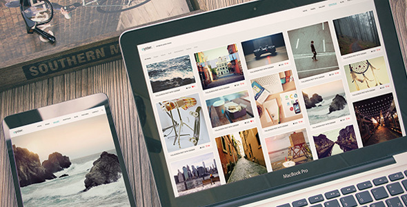 oyster - Oyster - Creative Photo WordPress Theme