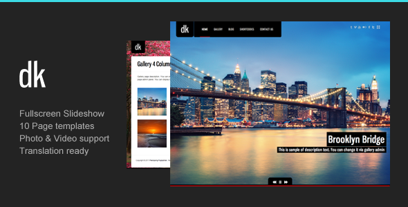 photography - Photography WordPress | DK for Photography