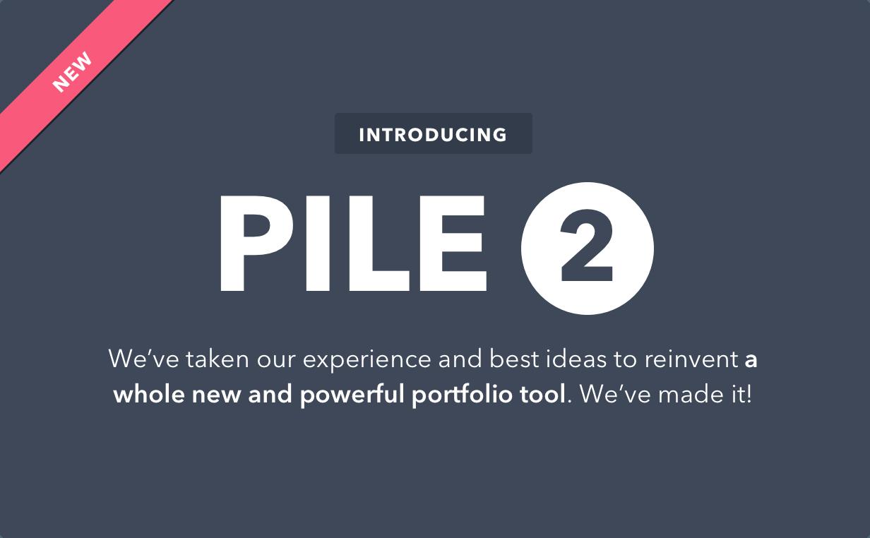 pile2 - PILE - An Uncoventional WordPress Portfolio Theme