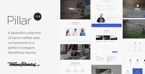 pillar - Pillar - Multipurpose Multi-Concept Responsive WordPress Theme