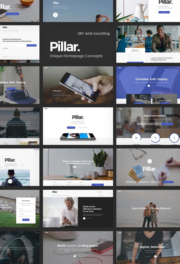 pillar13 - Pillar - Multipurpose Multi-Concept Responsive WordPress Theme