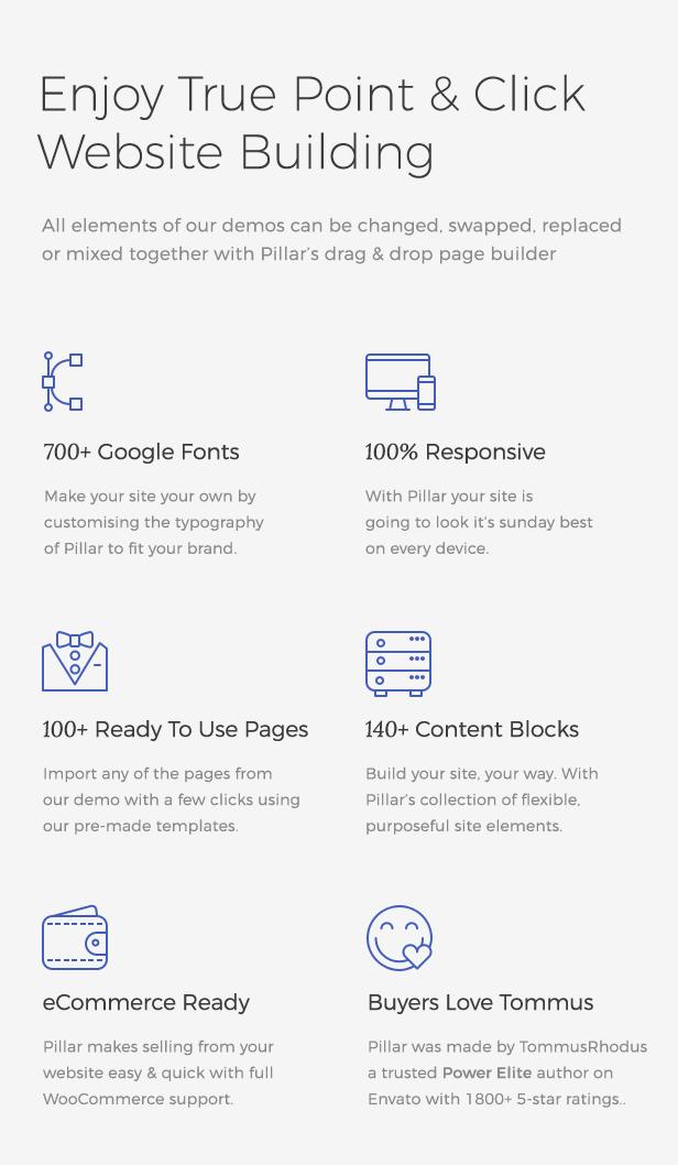 pillar8 - Pillar - Multipurpose Multi-Concept Responsive WordPress Theme