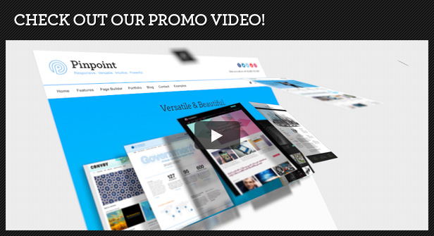 pinpoint2 - Pinpoint - Responsive Multi-Purpose WP Theme