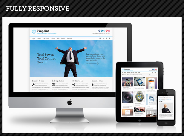 pinpoint4 - Pinpoint - Responsive Multi-Purpose WP Theme