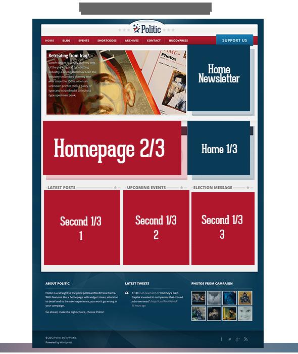 politic2 - Politic: Campaign, Political WP & BuddyPress Theme