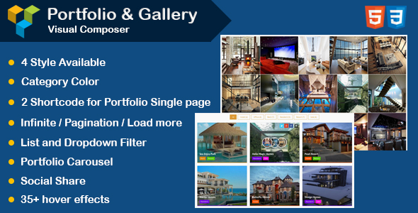 portfolio - WPBakery Page Builder - Portfolio and Gallery with Carousel (formerly Visual Composer)