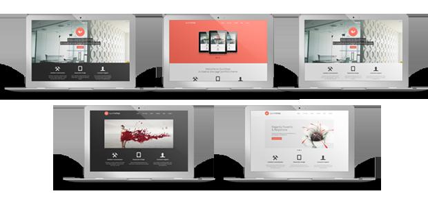quickstep3 - QuickStep - Responsive One Page Portfolio Theme